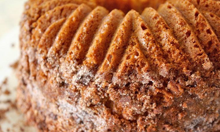 Make Jewish Sour Cream Coffee Cake